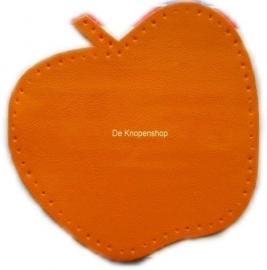 Knie -of elleboogbeschermers oranje appel