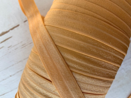 Elastisch biasband  gold (haarband) 1,5cm