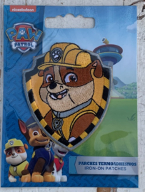 Paw patrol applicaties opstrijkbaar
