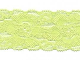 Elastisch kant geel 35 mm