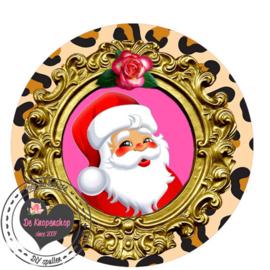 Flatback, Buttons & Sleutelhanger Kerst
