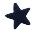 Ster navy 1.5 cm