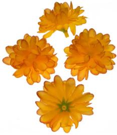 Chrysant oranje 5cm