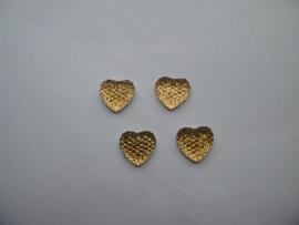 hartje glitter gold