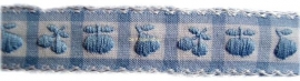 SB11d licht blauw hollands fruitband