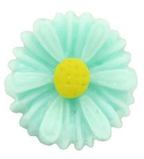 Kraal bloem mint/geel