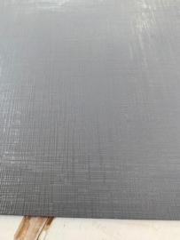 Leer structuur lijntjes grijs