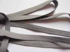 Skinny haarband elastiek grijs