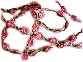 SBK61 Rozenband roze