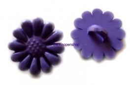 KN 224A Paars bloemetje