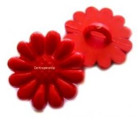 KN546 Rood bloemetje