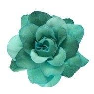 Roos ocean green stof 4,5cm