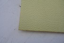 Leer parelmoer structuur geel