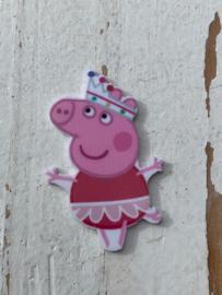 Flatback peppa pig