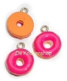 Bedel donut fuchsia