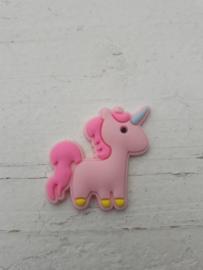 Flatback unicorns roze