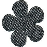 bloem jeans zwart 4.7 cm