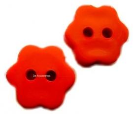 KN153d Oranje bloem