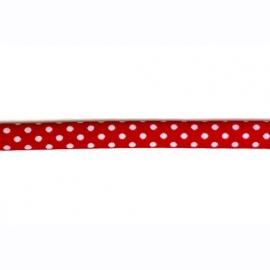 Rolband stip rood 50cm (Diadeem maken)