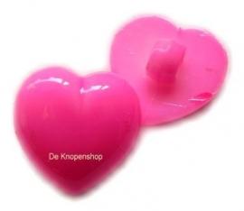 KN554 Zurstok roze hart