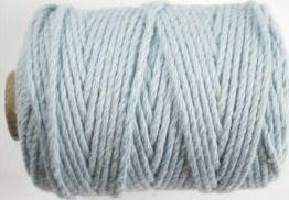 Cotton cord licht blauw