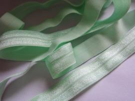 Elastisch biasband mint (haarband) 1,5cm