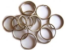 Sleutelhanger ring 2cm