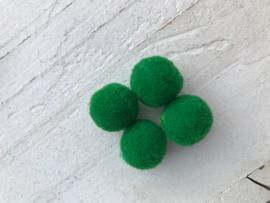 Pompom groen