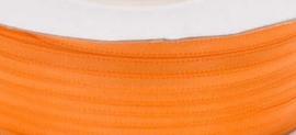 Satijnband oranje  4 mm