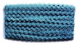 Zigzagband turquoise 5mm