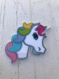 Flatback unicorns regenboog