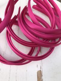 Diadeem hot pink 1.5 cm