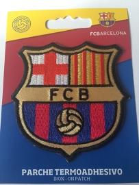 FC Barcelona schildvorm groot