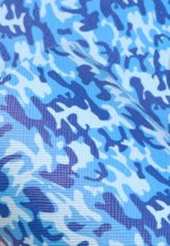 Leer Army blauw