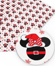 Leer kerst mickey