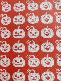Leer halloween met pompoen