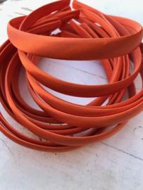 Diadeem oranje 1.5 cm
