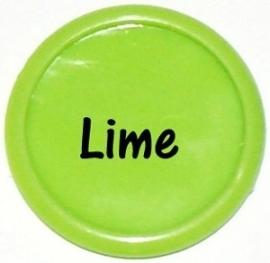 Plastic CAPS lime