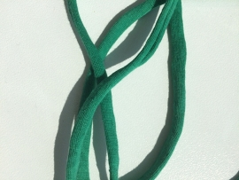 Tricot band groen hoooked zpagetti