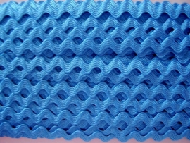 Zigzag band aqua 5mm