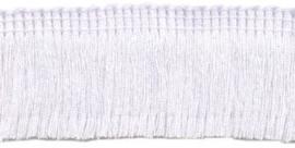 Franjeband wit 30 mm
