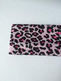 Haarband tijger roze