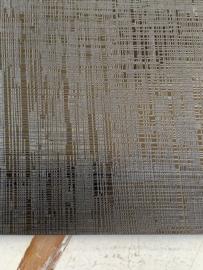Leer structuur lijntjes zwart