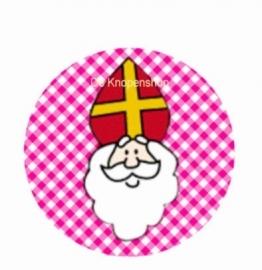 Flatback Sint fuchsia (K168)