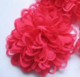 Bloem chiffon hot pink 7.5 cm