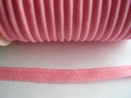 P2 Paspelband baby roze katoen