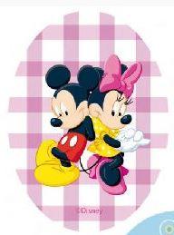 Mickey mouse Minnie mouse applicaties opstrijkbaar