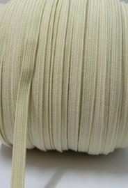Skinny haarband elastiek ivoor/beige