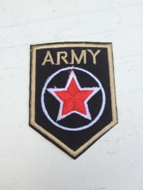 Patches army opstrijkbaar
