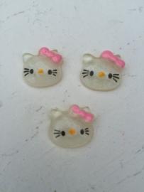 Hello Kitty flatback